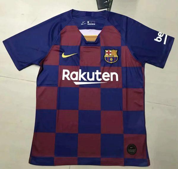 fc barcelona primera equipacion