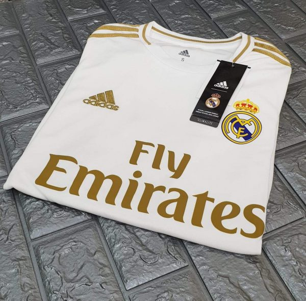 real madrid primera equipacion